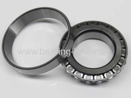 Industrial single row tapered roller bearing