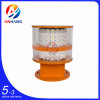 Medium-intensity White & red LED Obstruction Light