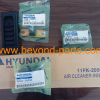 hyundai excavator parts air cleaner 11FK-20090 inner stopper A B 71EE-53540 71EE-53531