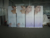 Aluminum Roll up banner stand