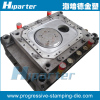 Stamping die for washing machine metal part