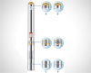 Borehole pump 4IN Series