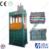 CE certification Used clothing Vertical Hydraulic Baling press