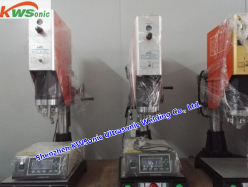 Computer Controller 15khz 2600W Ultrasonic Plastic Welding Machines for ABS PP PC PVC Acrylic Perfect Welding