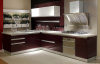Custom-Made Design Lacquer Series Kitchen Furniture (BR-L005)