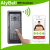 AlyBell Dual way communication Wifi doorbell with free APP remote control by iOS/Android Smartphone & Tablet for home