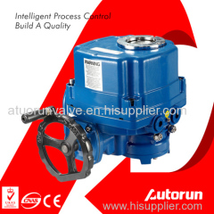 Intelligent Explosion-Proof Electric Actuator Torque 1200 NM