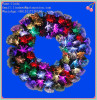 Wholesale Popular Artificial Christmas Wreath