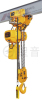 3 ton electric chain hoist with manual trolley
