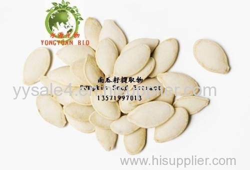 Free Samples high quality in bulk stock Cucurbita moschata Duchesne Pumpkin Seed Extract