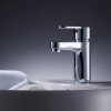 FUAO Deck mounted brass wash basin faucet