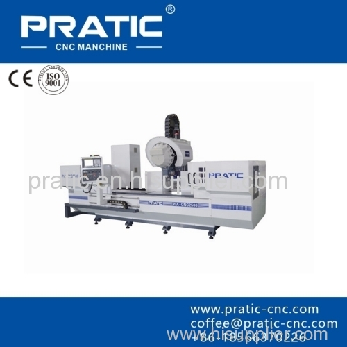 CNC Aluminum Drilling Milling Machinery