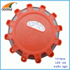 Red flashing Led traffic light street lamps repairing working lamp outdoor lamps emergency light
