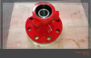 "Wellhead Flange adapter 4-1/16 x 5M- 2"" 1502 WECO MALE"