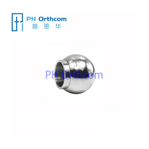 Cementless Total Hip Replacement Prosthesis Femoral Stem wtih Sand Blasting Arthroplasty Hip Medical Implant