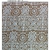 Chantilly Chemical Embroidered Net Lace Fabric (S8095)