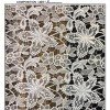 High Quality Chemical French Lace Fabric(S8025)
