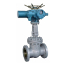 Electric gate valve apply for power station