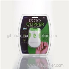 Electric Nail Clipper With Light