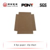 Light Weight Paper Cardboard Slip Sheet Cost Space in Container