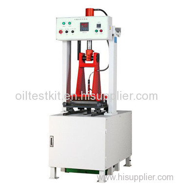Wheel-Track Molding Machine hydraulic pressure bitumen wheel-track molding machine Testing Instrument