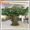 Large outdoor artificial trees branches decorative garden artificial ficus trees