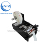 Manual small bottle labeler machine