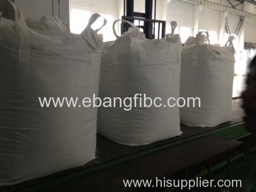 transporting PP woven bulk bag for industrial use only