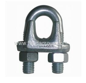 commericial type stainless steel wire rope clip