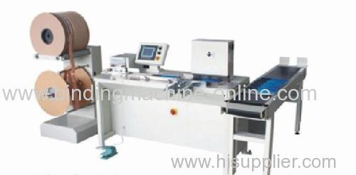 Automatic Double Loops Wire Binding Machine