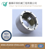 Large steel casting part cnc machined bearing housing