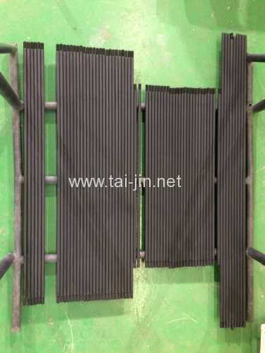 Antifouling Pipelines Dia 10*1000mm mmo rod anode