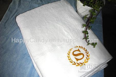 100% cotton towel home Spa towel embroidery cotton face towel