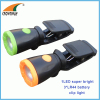 LED Clip lamp work light mini emergency lamp cap light repairing lantern 3LR44 battery CE RoHS approval outdoor lamp