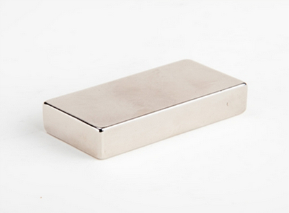 Custom made Sintered NdFeB Block Magnet With Zn Plating 1mm-200mm