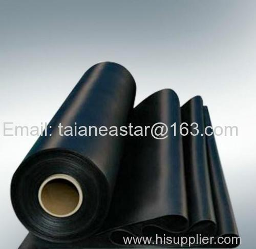 HDPE/LDPE/LLDPE geomembrane smooth or textured