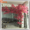 Dark pink professional design artificial trees cherry blossom trees