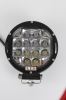 60w round led work lamp12V 24Vled work lamp for Truck 4X4 Offroad