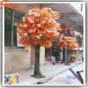 1.5 meter high Large mini artificial trees red maple trees