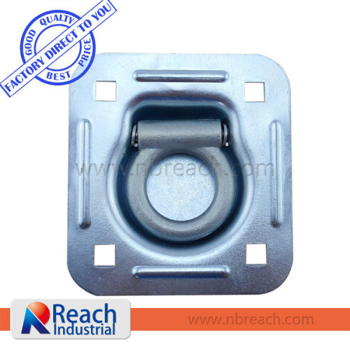 Recessed Rope Ring Lashing Ring