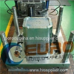 Swing Top Dust Bin Mould