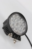39W driving light round LED aluminum Car Lighting truck led work lamp 3w latv work lamp