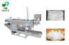 new stainless steel automatic ho fun making plant/hefen maker machine/rice flour food machine