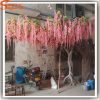 Pink Large artificial trees artificial cherry blossom trees for wedding