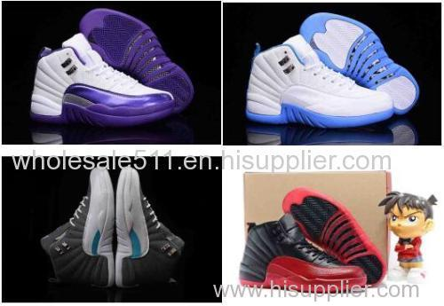 wholesale running j12 basketball shoes paypal accept