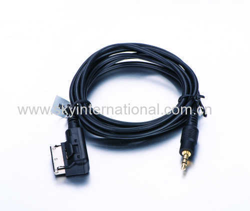 For Mercedes Benz iPod MP3 AUX media Interface Adapter Cable for iPhone 5 6 6S PLUS