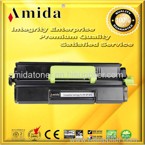 compatible laser toner cartridge china supplier for Ricoh SP 3600DN/3600SF/3610SF/4500DN/4510DN/4510SF