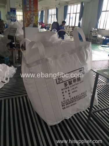 jumbo bag for packing chemicals with inner bag