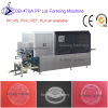 PP Lid Forming Machine