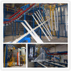 Vertical aluminum coating line